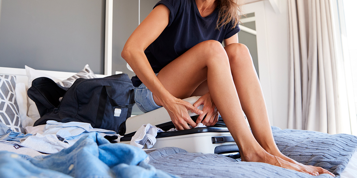 4 Signs You Have a Packing Problem