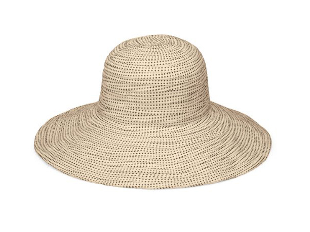 Wallaroo Hat Company Women's Scrunchie Sun Hat - Lightweight and Packable Sun Hat - UPF 50+