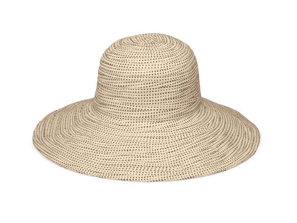 Wallaroo Hat Company Women's Scrunchie Sun Hat - Lightweight and Packable Sun Hat - UPF 50+