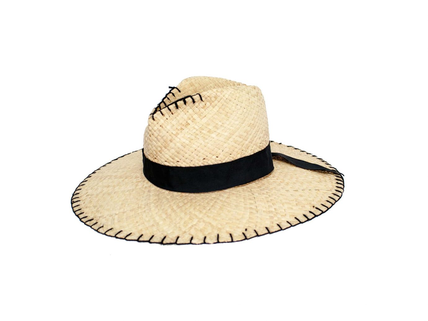 Delfina Raffia Resort Hat PETER GRIMM