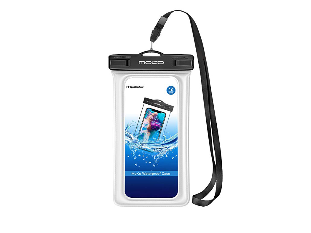 MoKo Floating Waterproof Phone Case