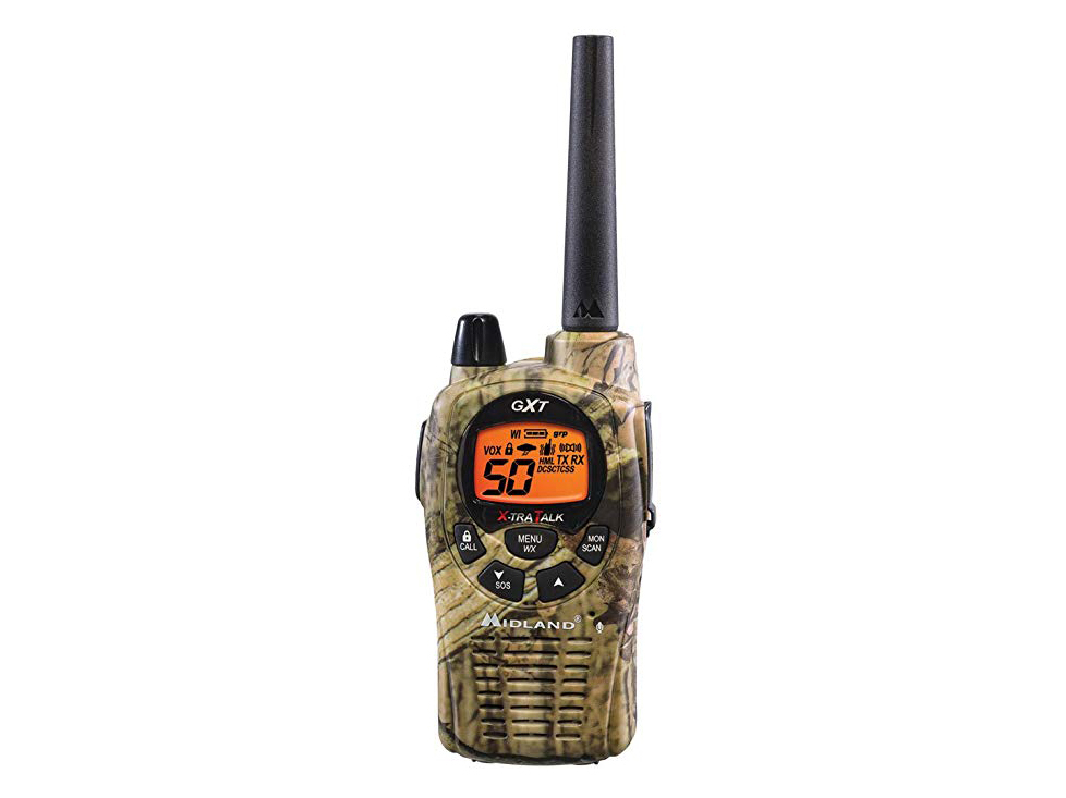 Midland - GXT1050VP4, 50 Channel GMRS Two-Way Radio
