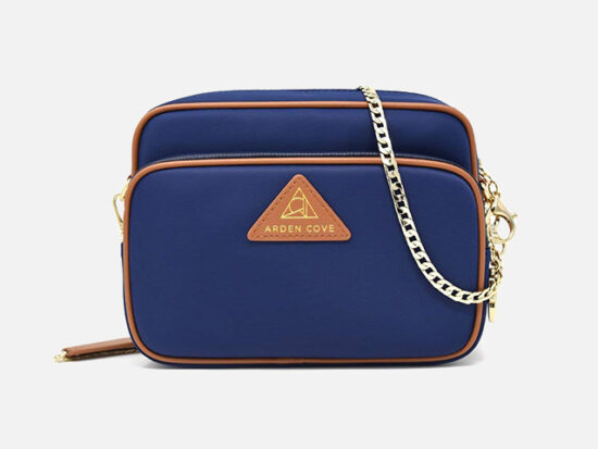 Arden Cove Full Anti-Theft Waterproof Cross-Body Bag.