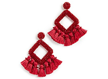 BaubleBar Gem Laniyah Drop Earrings.