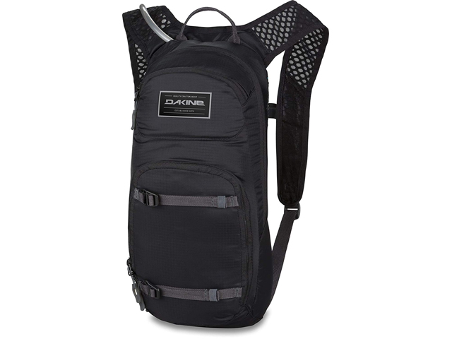 Dakine Men's Session 8L Hydration Backpack, Black, OS
