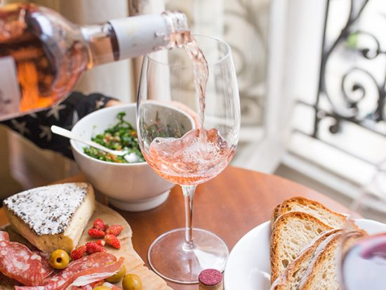 Food & Drink, Pouring Wine