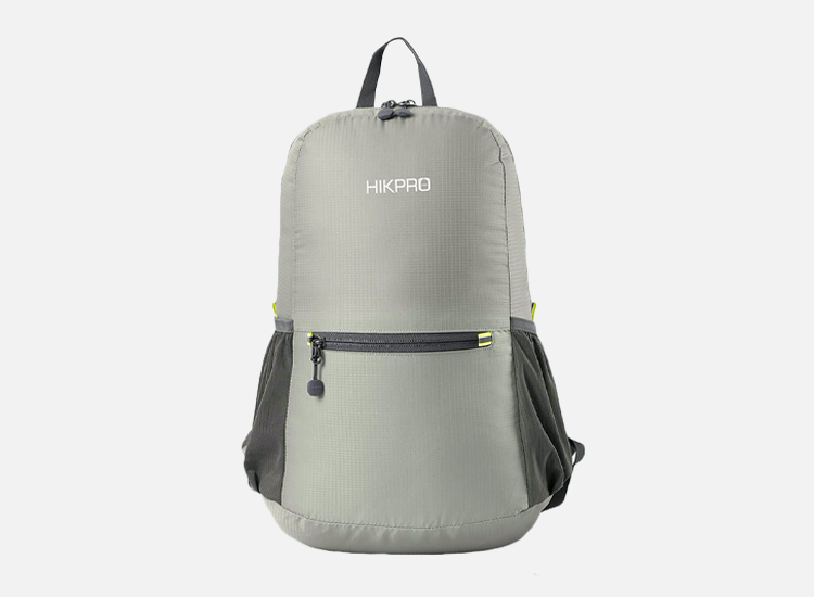 HIKPRO 20L - The Most Durable Lightweight Packable Backpack.