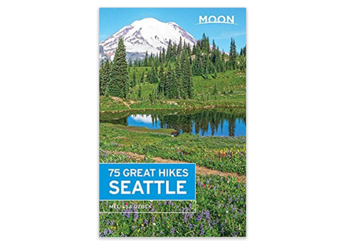 Hiking guide by Moon