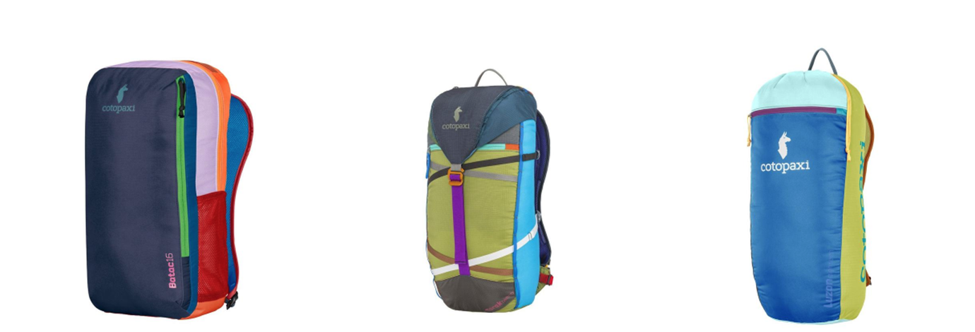 Luzon Del Dia Backpack