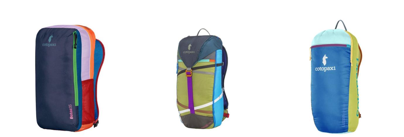 Luzon Del Dia Backpack