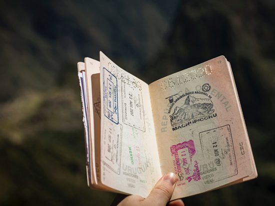 Passport Boarding Passes Essential Documents