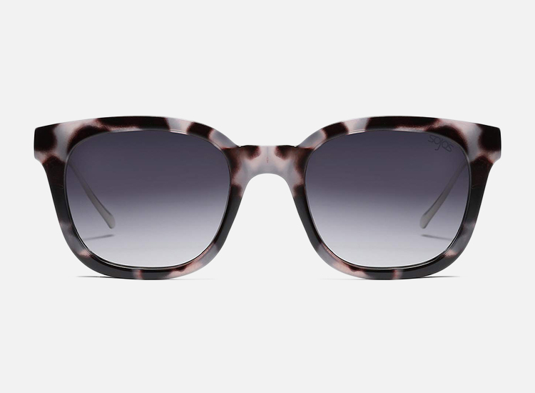 SOJOS Classic Square Polarized Sunglasses.