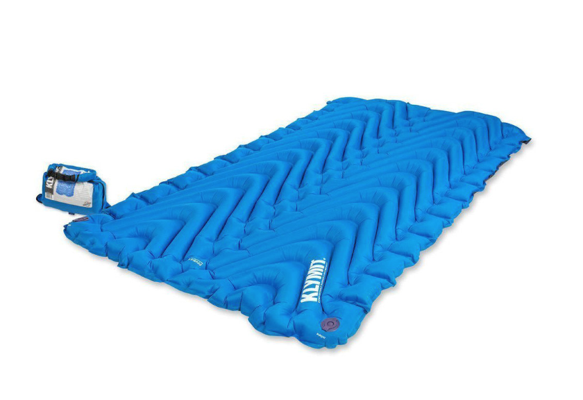 Klymit Double V Double-Wide Two-Person Sleeping Pad