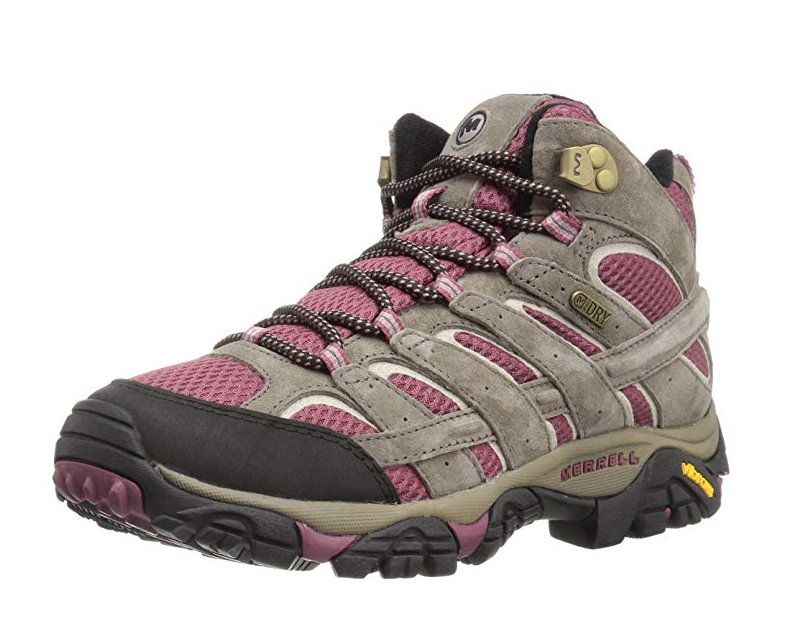 Merrell Women's Moab 2 Mid Waterproof Hiking Boot