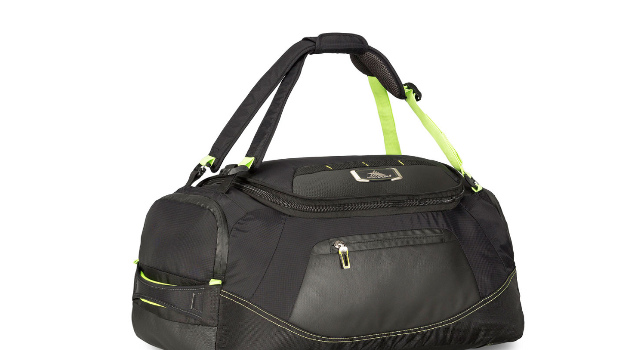Duffel backpack by High Sierra