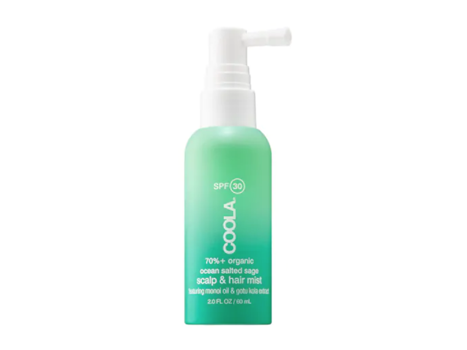COOLA Organic Scalp & Hair Mist SPF 30