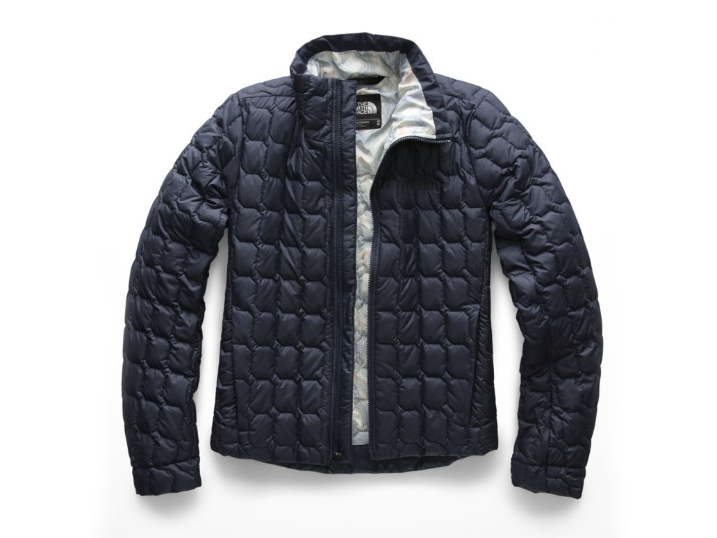 WOMEN'S THERMOBALL CROP JACKET The North Face