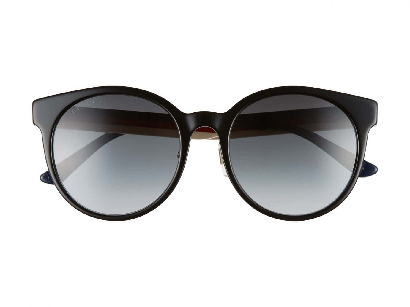 55mm Round Sunglasses GUCCI