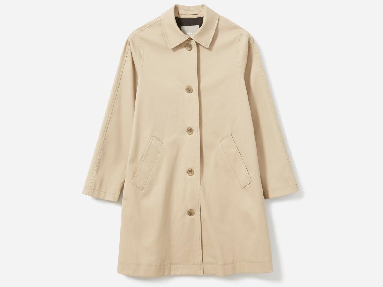 The Mac Coat Everlane