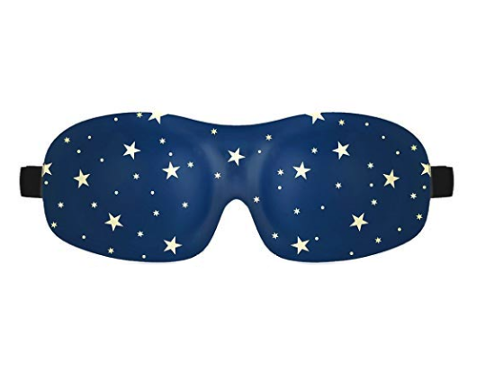 Sleep Mask for Woman & Man KAMOSSA Star