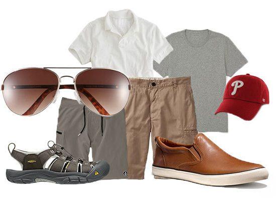 Men's Summer Outfit Ideas