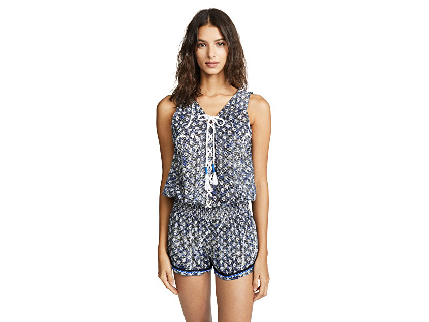 Poupette St Barth Lucy Short Jumpsuit