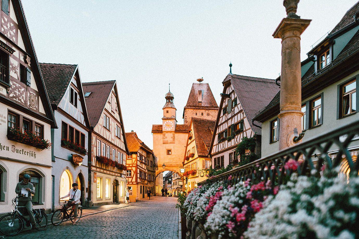 Germany scene
