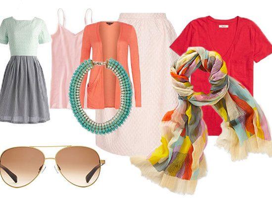 Women's Summer Outfit Ideas