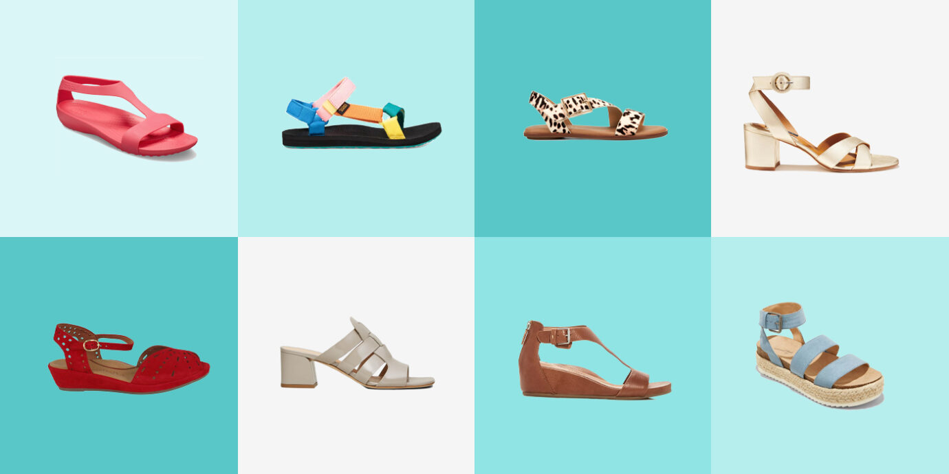 10 Best Walking Sandals for Any Travel Activity.
