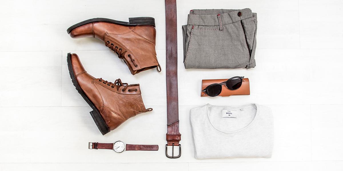 10 Packing Tips for Men