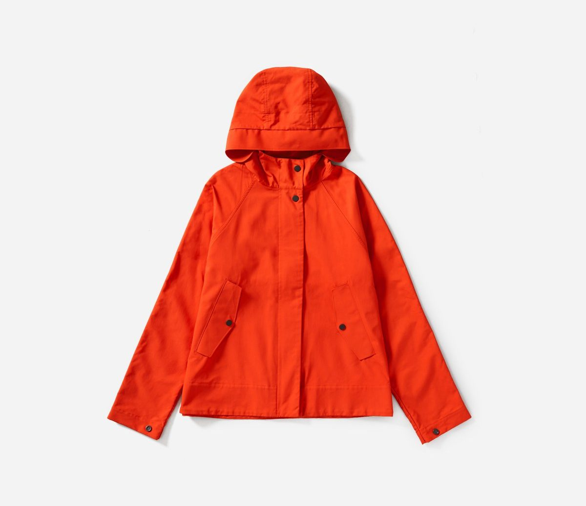 The Cropped City Anorak