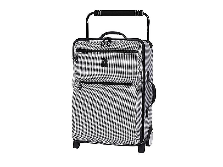 it luggage Worlds Lightest Los Angeles 2 Wheel 21.5 inch Carry On