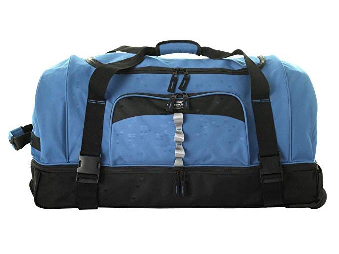 "Olympia Luggage 30"" Rollling Duffle"