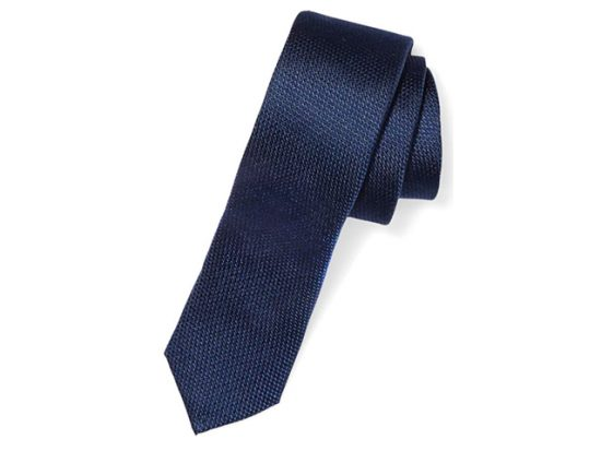 Amazon Brand Buttoned Down Men's Classic Silk Skinny Necktie