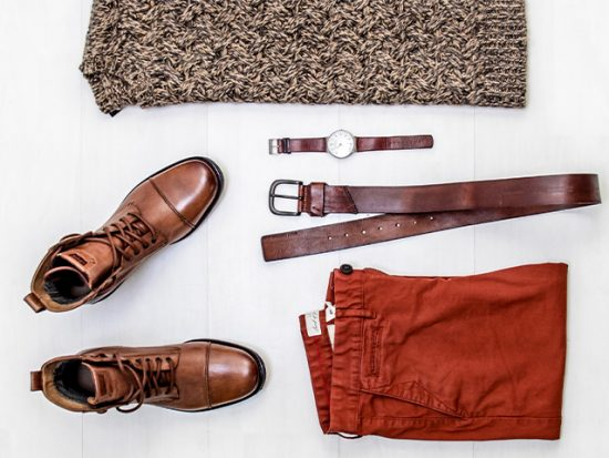 Clothing & Shoes Packing Tips