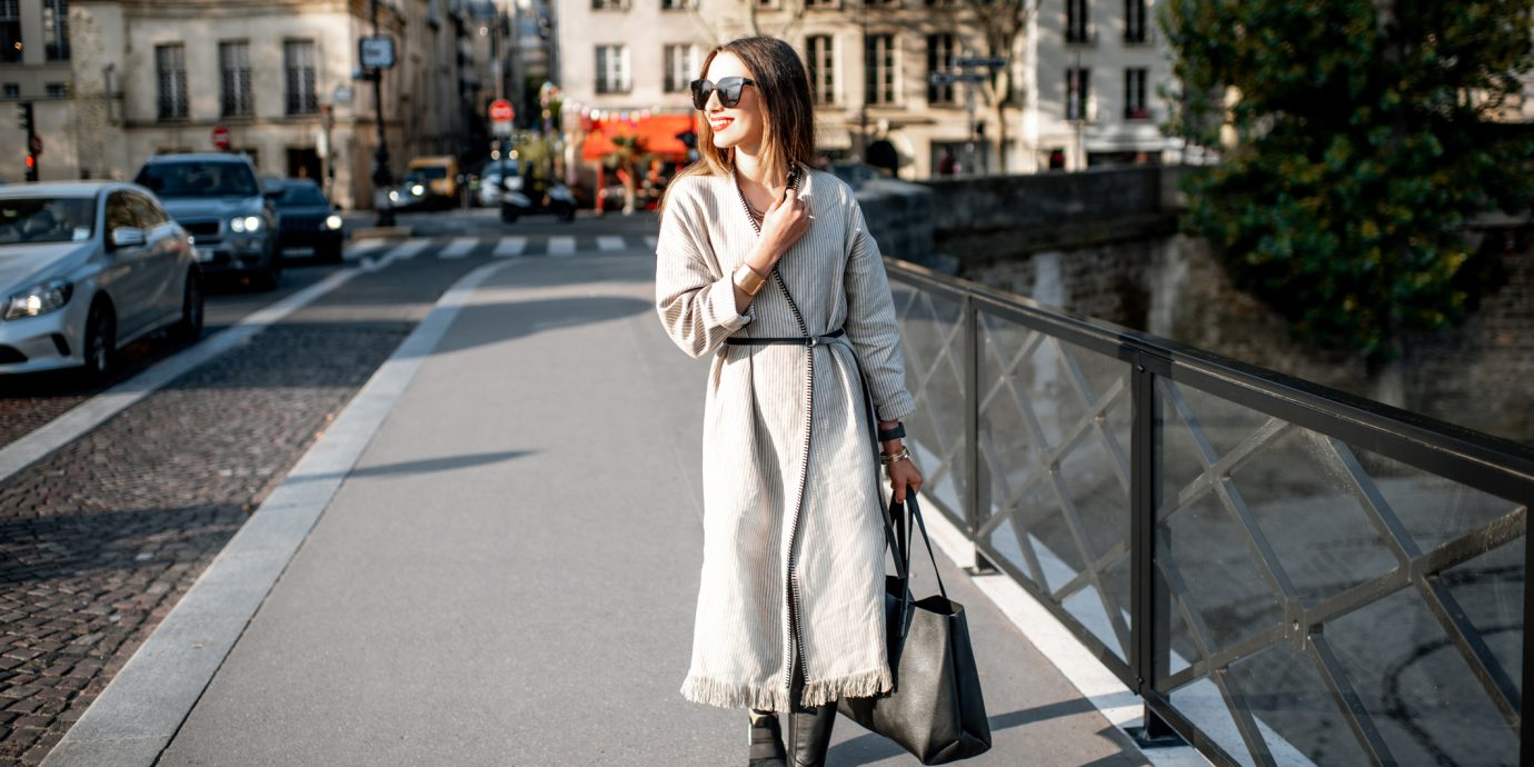 How to Pack Light, Be Comfortable, and Look Cool in Europe