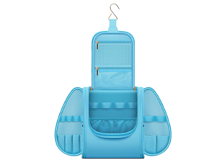 Hanging Travel Toiletry Bag.