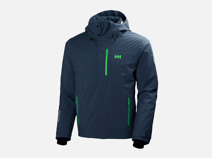 Helly Hansen Men's Express Ski Winter Jacket.
