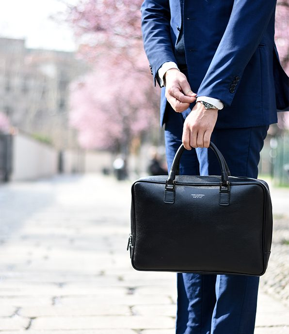 Man in Suit, How to Pack a Suit