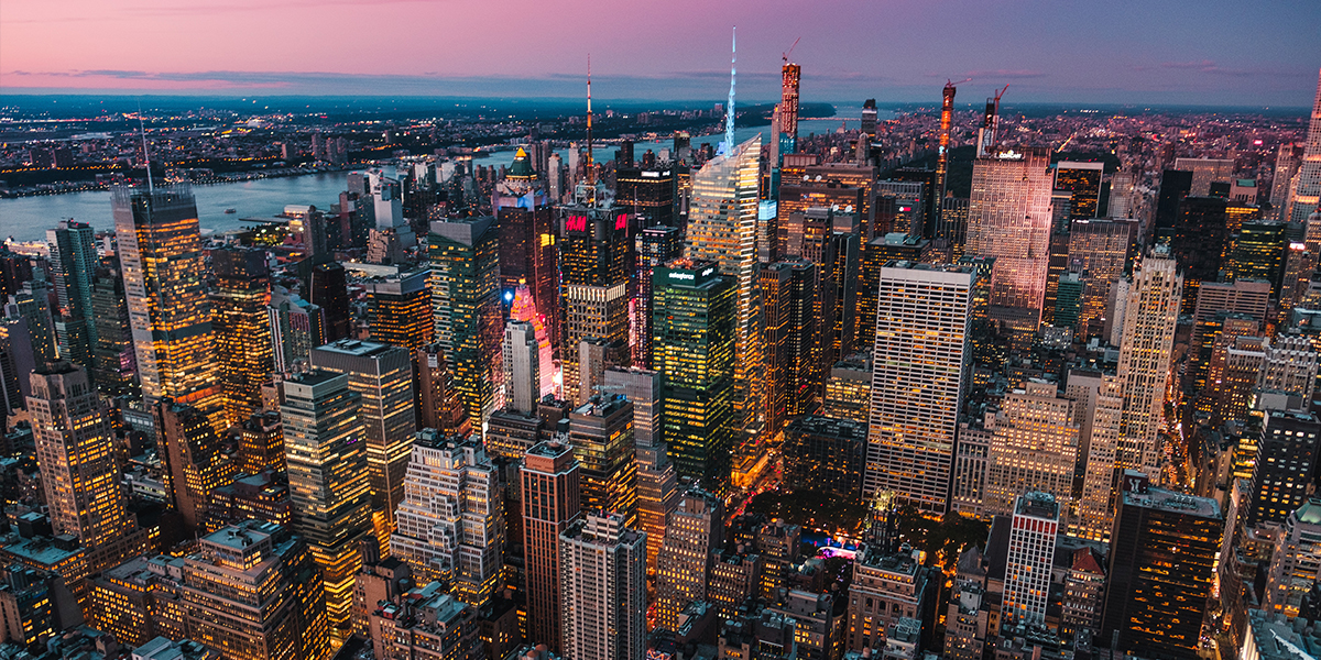 Perfect packing list for NYC - New York City Skyline