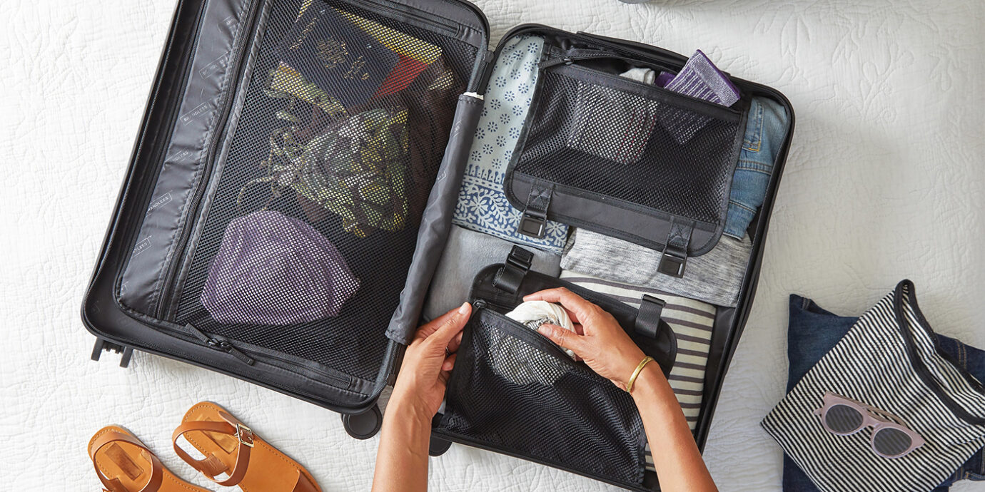 The Foolproof Universal Packing List.
