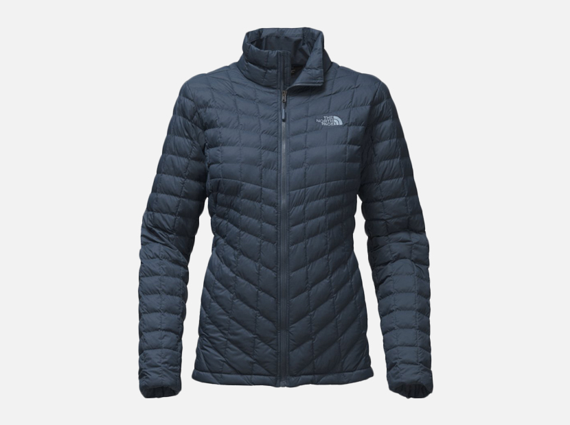 The North Face Women's Thermoball Full Zip Jacket.