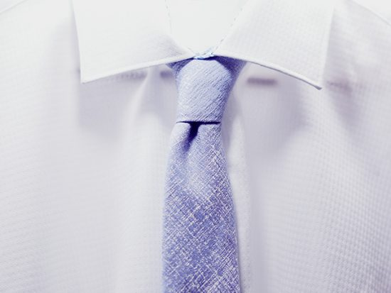 Tie and Dress Shirt - how to pack