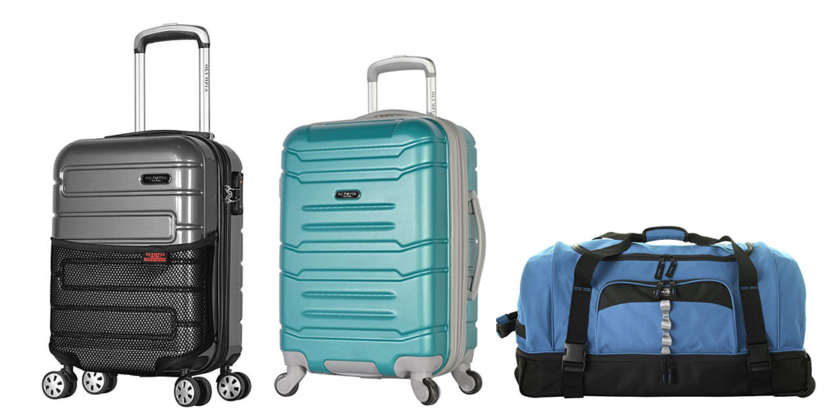 Olympia USA luggage