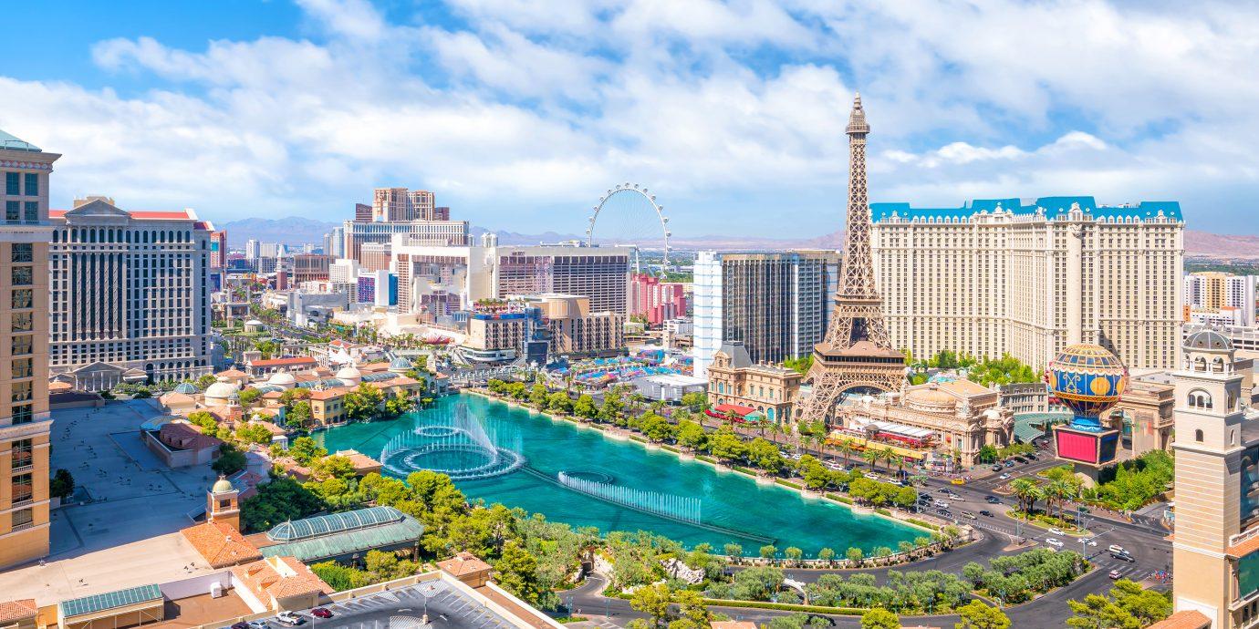 Last Vegas packing list