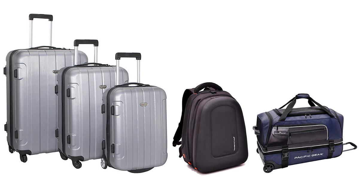 travelers choice luggage reviews