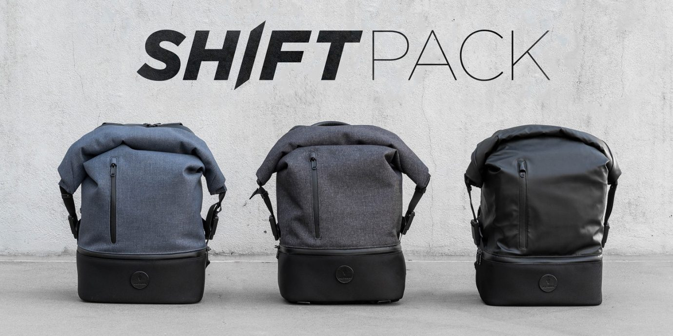 ALPAKA Shift Pack Review: Travel Friendly + Serious Style