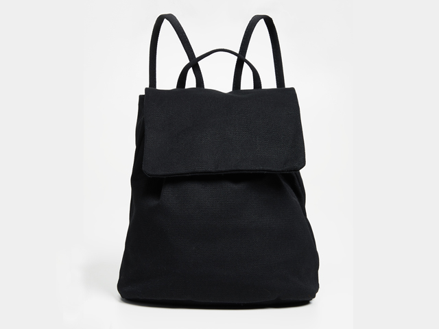 This little black backpack is big on both style and versatility. Baggu is  known for making effortlessly cool and high-quality bags at affordable  prices 3a95b6465768e