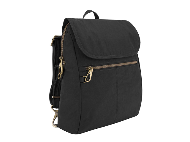 A backpack that goes the extra mile to protect your valuables  Yes cbfaaf0f09252