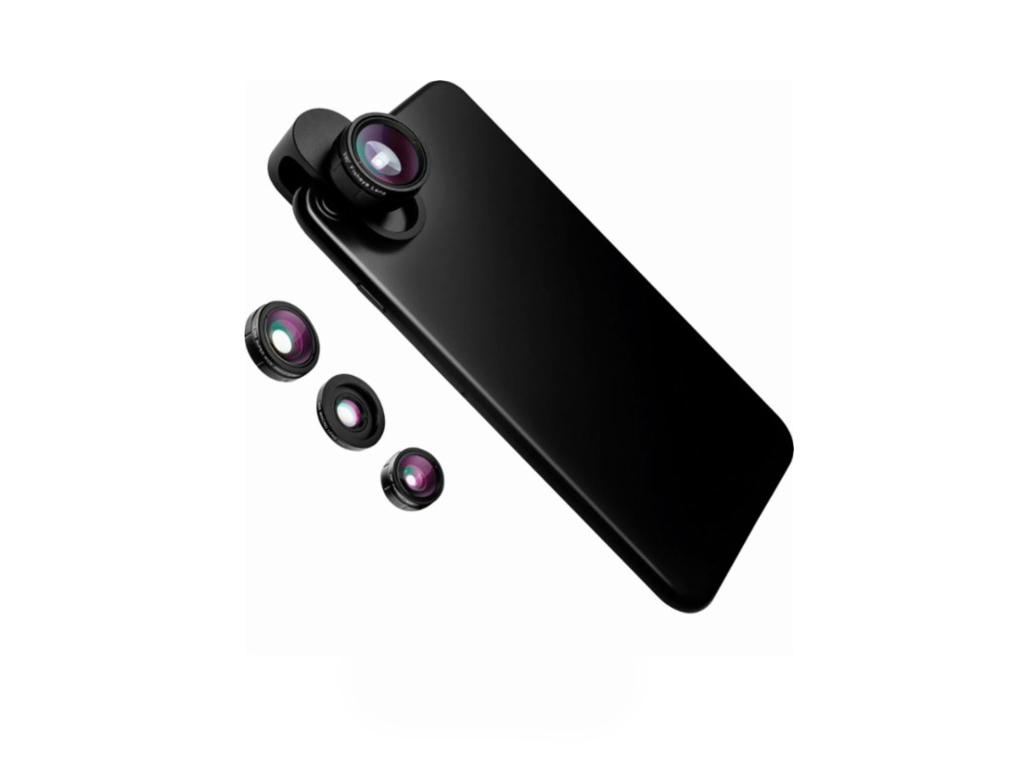 Pro Snap - 3-in-1 Lens Set - Black